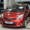 Достоинства Toyota Yaris