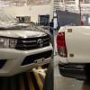 Пикап Toyota Hilux в России