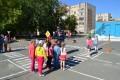 Российские полицейские обучают детей Правилам дорожного движения