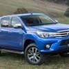 Новый Toyota Hilux – самый продаваемый пикап в Европе.