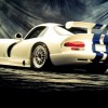 За рулем Dodge Viper GTS 1995