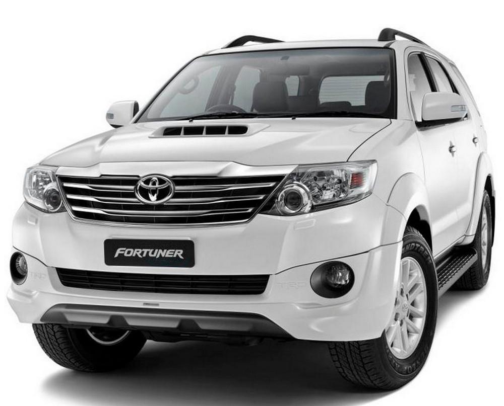 Toyota Fortuner  Новая генерация 2