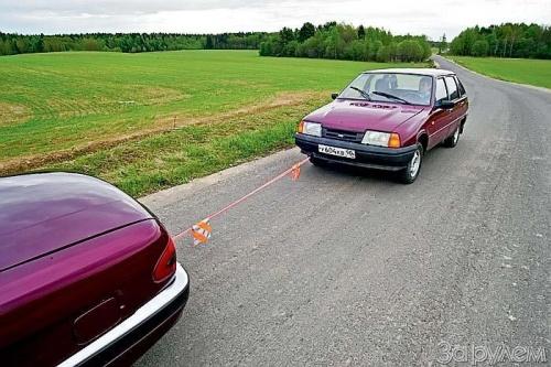 буксировка автомобиля2