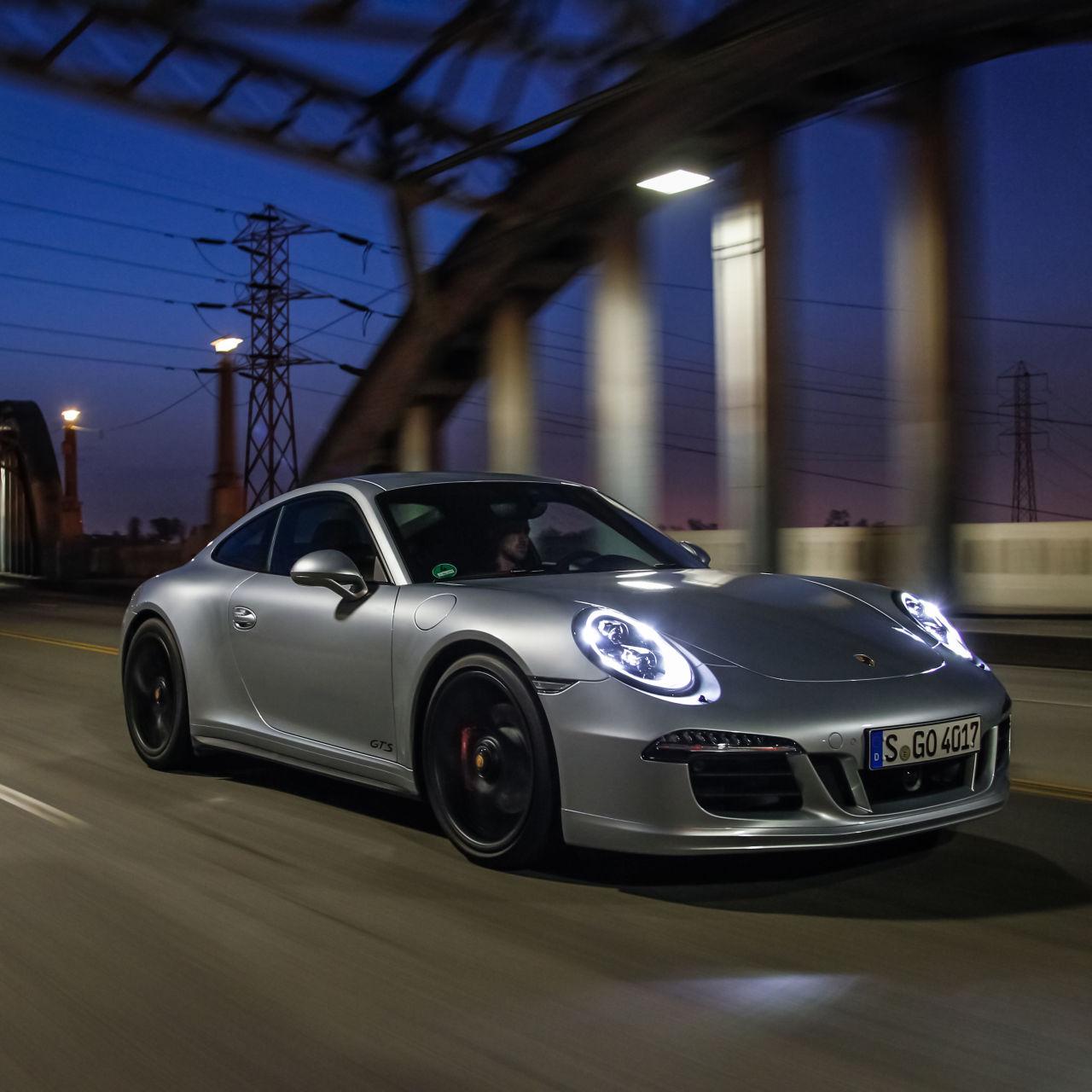 Porsche 911 GTS1