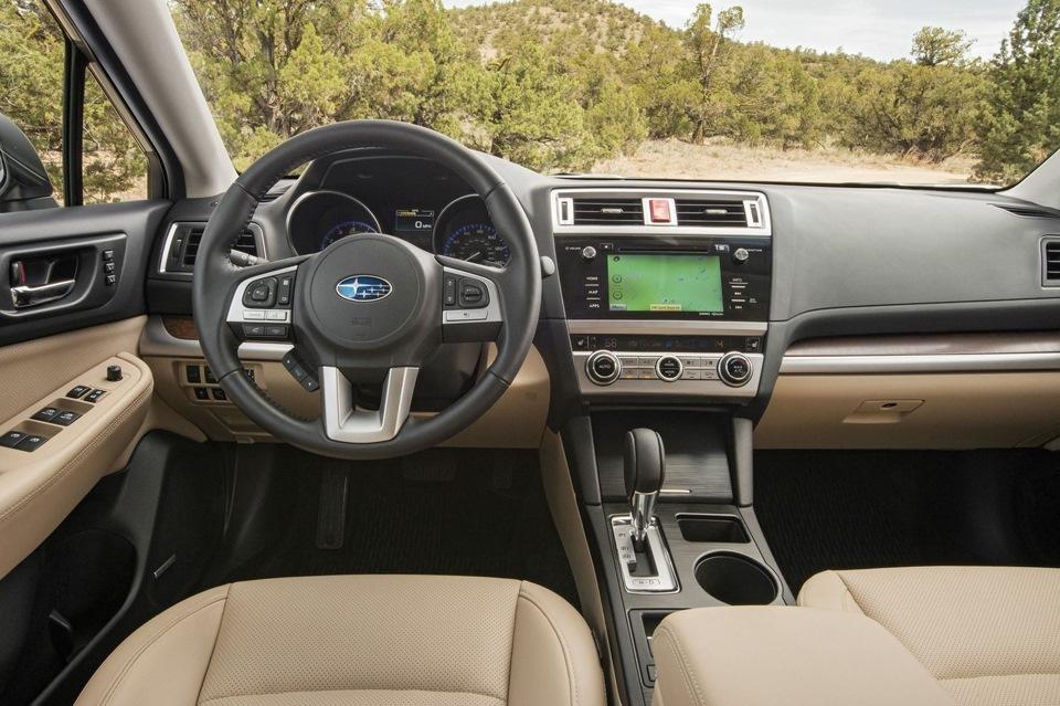 Subaru Outback 2015 1