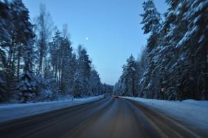 ГАИ зимой1