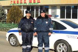 Госавтоиспекторы Адыгеи проверяли жителей Майкопа на знание ПДД 11