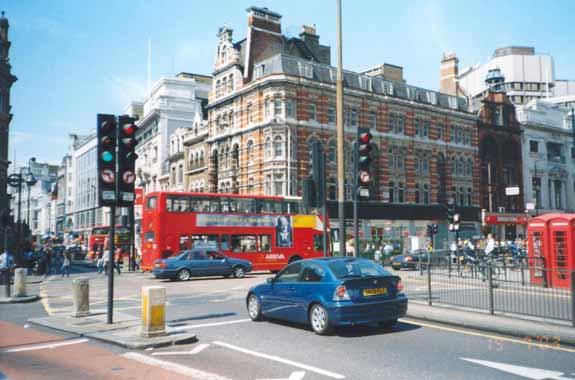 Правила дорожного движения в Великобритании1111