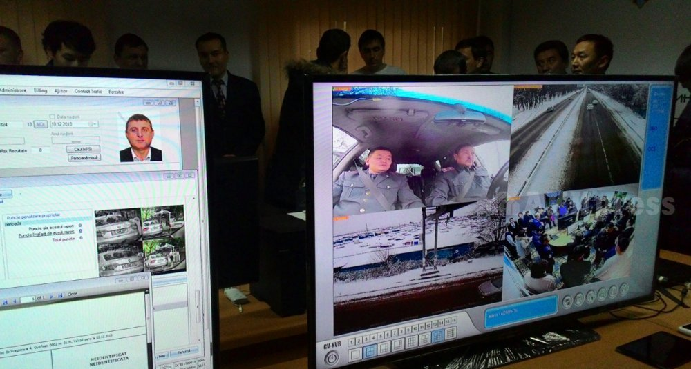 МВД Кыргызстана запускает систему автофиксации нарушений ПДД1
