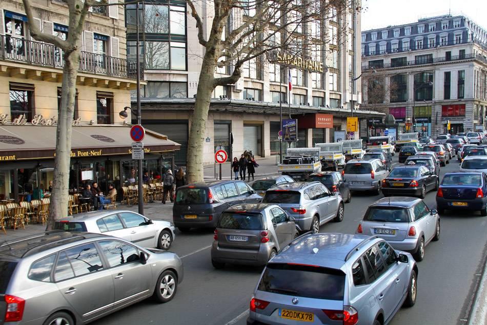 Правила дорожного движения во Франции1