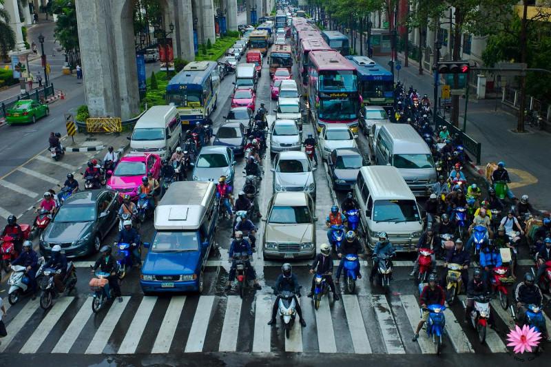 Правила дорожного движения в Китае111