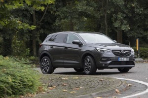Vauxhall Grandland X - 1st drive September 5th 2017 Photos - Jed Leicester 07967 091226